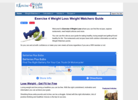 exercise4weightloss.com