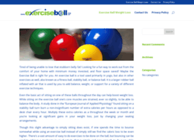 exerciseball.org.uk