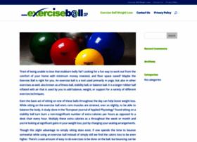 exerciseball.org.uk