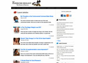 exercisebiology.com