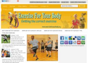 exerciseforyourbody.org