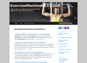exercisemachines123.com