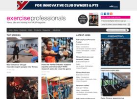 exerciseprofessionals.net