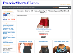 exerciseshorts4u.com