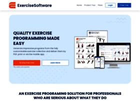 exercisesoftware.com