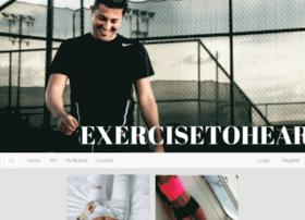 exercisetoheart.com