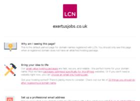 exertusjobs.co.uk