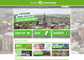 exeter.greenparty.org.uk