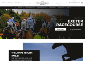 exeter.thejockeyclub.co.uk