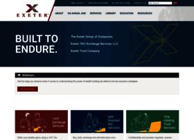 exeter1031.com