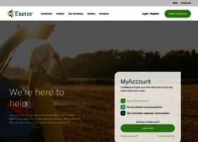 exeterfinance.com