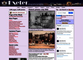 exetermemories.co.uk