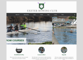 exeterrowingclub.com