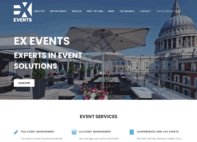 exevents.co.uk