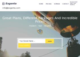 exgenta.com