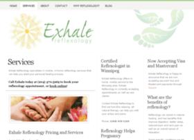 exhalereflexology.com