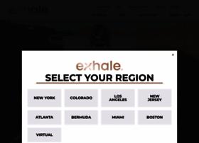 exhalespa.com