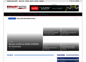 exhaustnotes.com.au