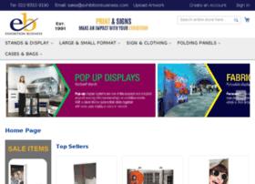 exhibitionbusiness.co.uk