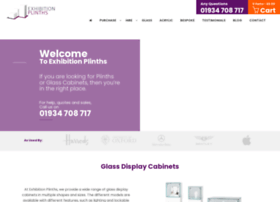exhibitionplinths.co.uk