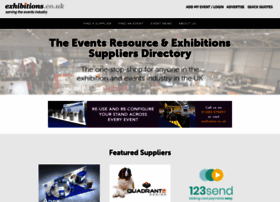 exhibitions.co.uk