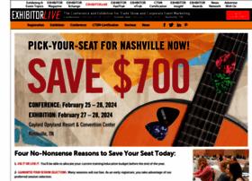 exhibitorlive.com