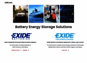 exide.com