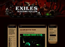 exiles-bh.shivtr.com