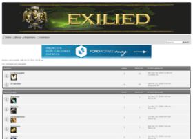 exilied.activoforo.com