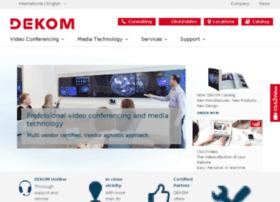 exinit.dekom.com