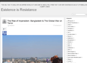 existenceisresistance.org