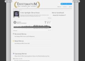 existimatum.com