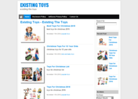 existingtoys.com