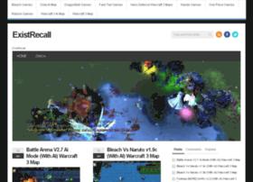 existrecall.know2pro.com