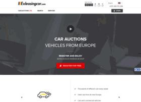 exleasingcar.com