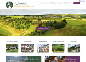 exmoor-accommodation.co.uk