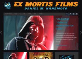 exmortisfilms.com