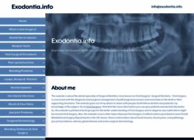 exodontia.info