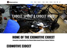exomotive.com