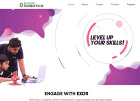 exor-robotics.com