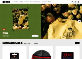 exoshop.com