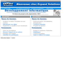 expandsolutions.fr