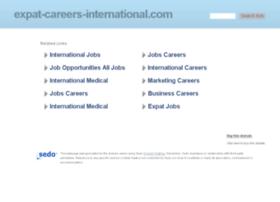 expat-careers-international.com