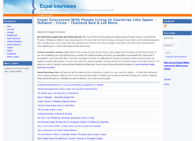 expatinterviews.com