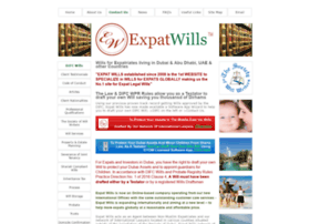 expatriatewills.com