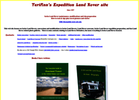 expeditionlandrover.info