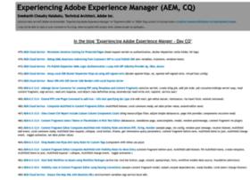 Experience-aem.blogspot.com