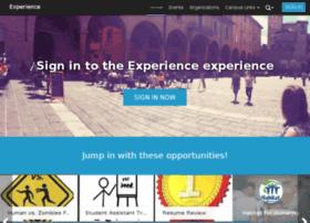 experience.collegiatelink.net