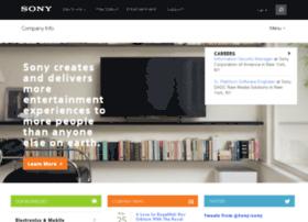 experience.sony.com
