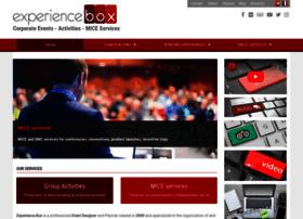 experienceboxspain.com
